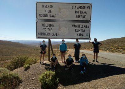 Bellville Noord - Noord Kaap Trip